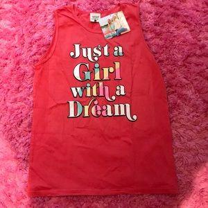 Jadelynn Brooke dream tank top